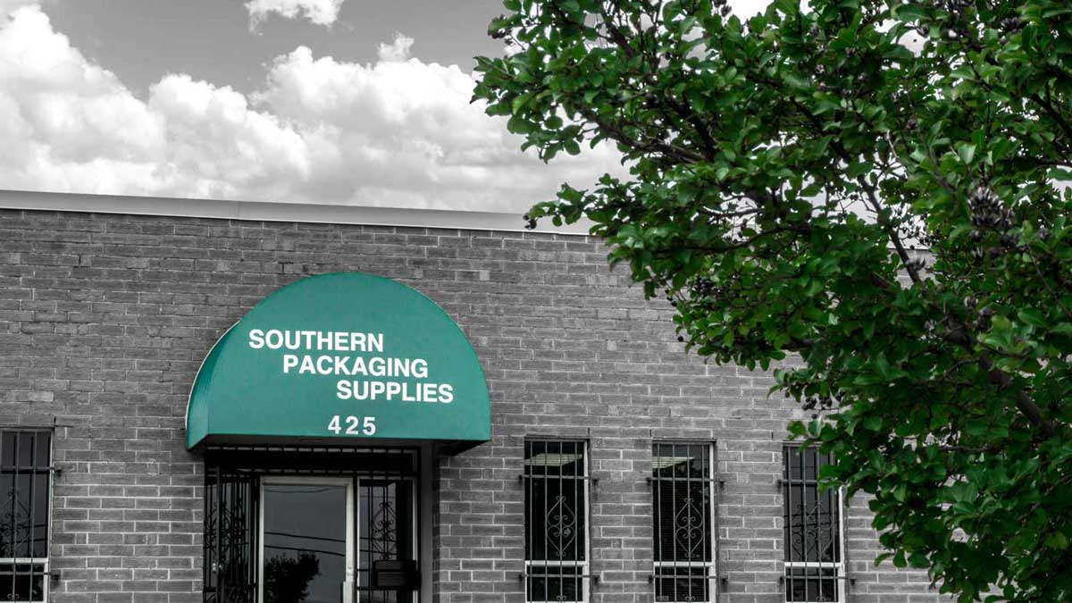 Southern Packaging Supplies Sales Office